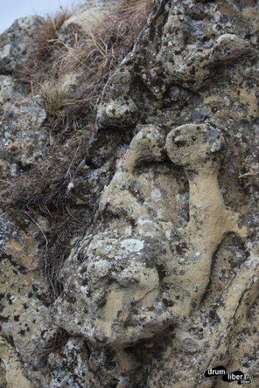 Forme ciudate de piatră