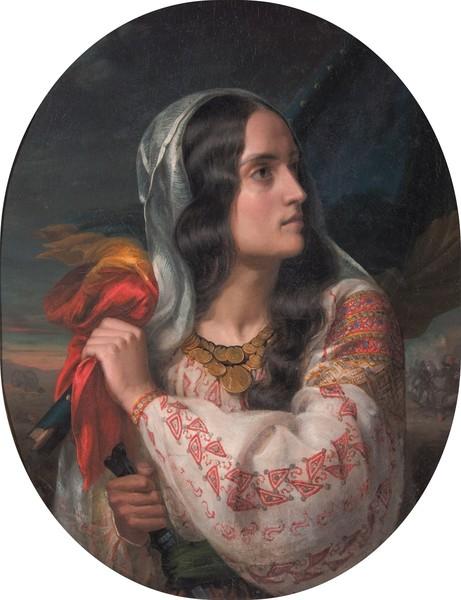 Revoluționarul Român - Rosenthal - Maria Rosetti (ex Marie Grant)