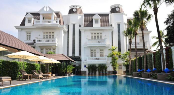 Villa Sông Sài Gòn.
