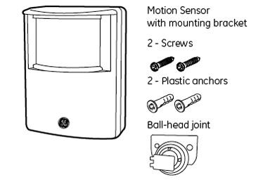 Wireless Alarm System Motion Sensor