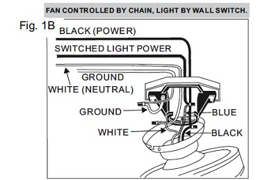 ceiling fan wiring diagram with remote control leviton l14 30 harbor breeze baja
