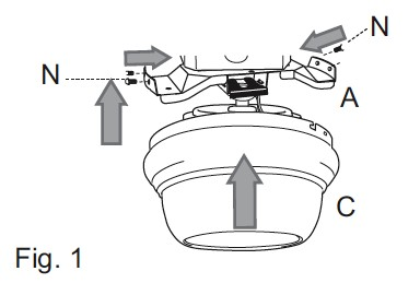 Harbor Breeze Ceiling Fan Mounting Instructions