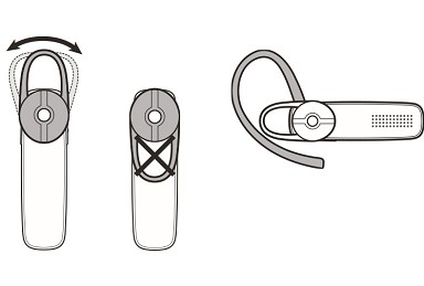 Plantronics MARQUE 2™ Bluetooth® Headset