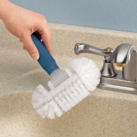 Long Handle Tub Scrubber - Tub And Tile Scrubber - Easy ...