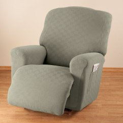 Kitchen Chair Seat Covers P Pod Sos Newport Stretch Furniture Recliner Cover - Easy Comforts