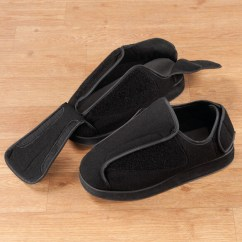 Kitchen Chair Cushions Non Slip Pan Hanger Adjustable Edema Slippers - Easy Comforts