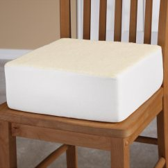 Chair Pad Foam American Plastic Toy Table And Chairs Set Cushion Thick Easy Comforts By Livingsure