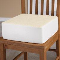 Foam Chair Cushion - Thick Chair Cushion - Easy Comforts