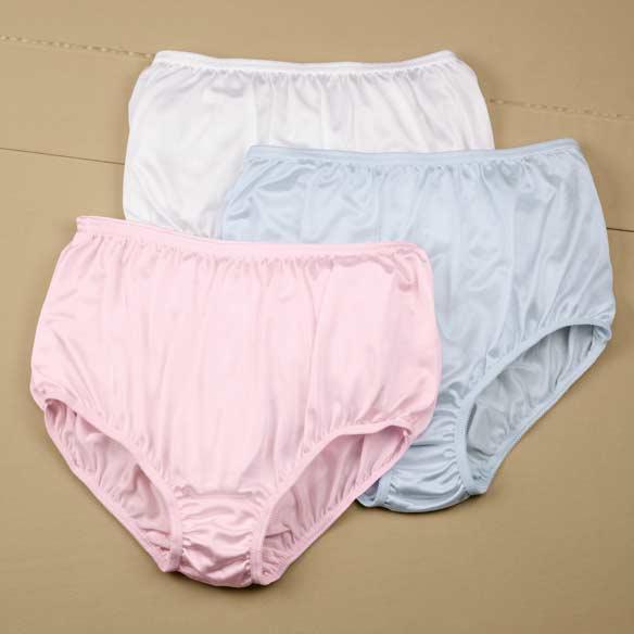 Nylon Panty 3 pack  Undergarments  Comfort  EasyComforts