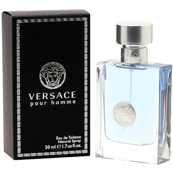 Versace Pour Homme EDT Spray  Mens Fragrance  Easy