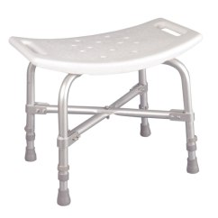 Chair Without Back Decorative Desk Chairs Wheels Bariatric Shower Bath Seat Easy Comforts