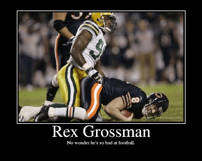 Rex Grossman