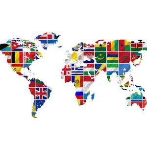 World City Names Database with Latitude and Longitude