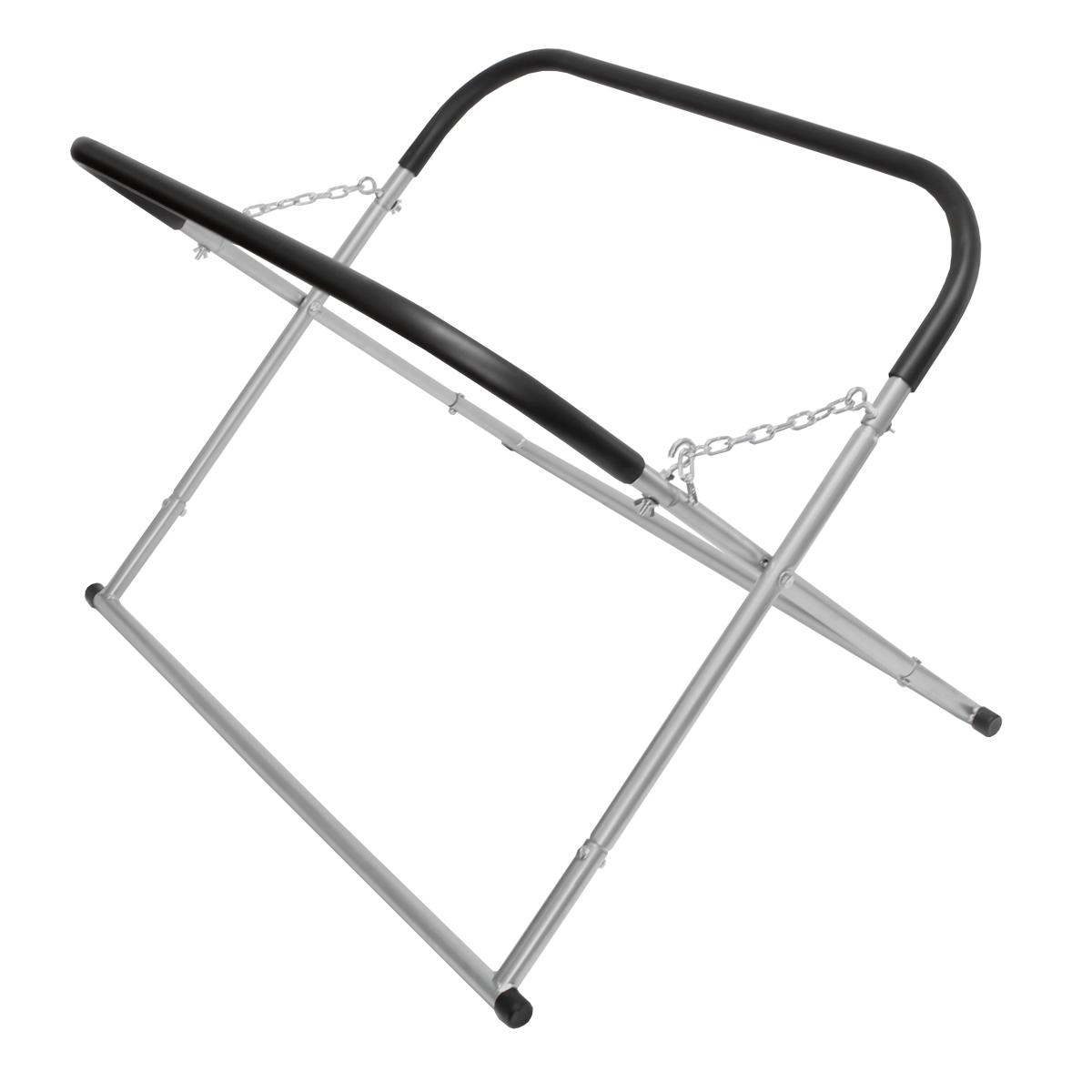 Bodyshop Universal Foldaway Trestle Bumper Panel Stand