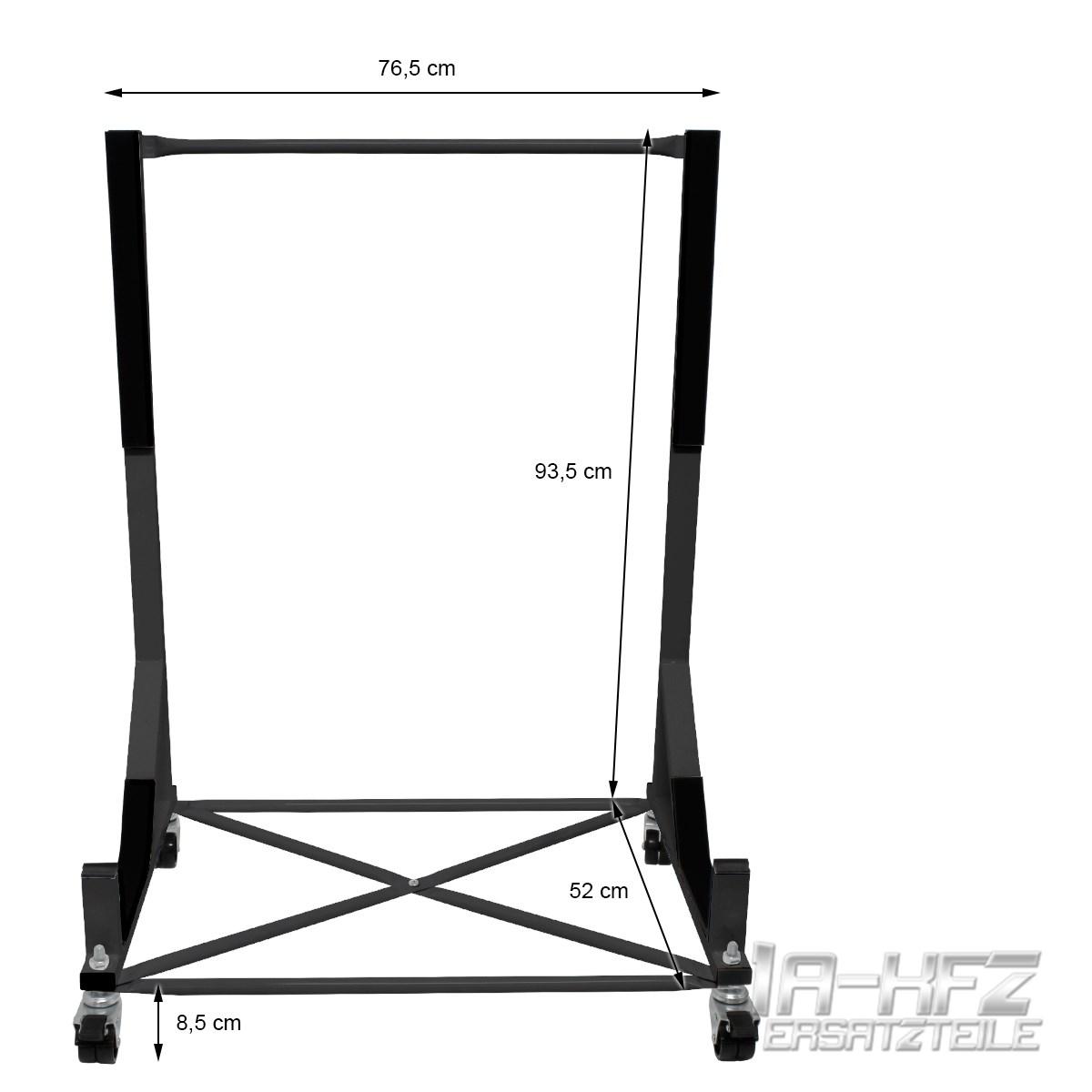Hardtop Hard Top Stand Storage Black Amp Cover 4 Sturdy