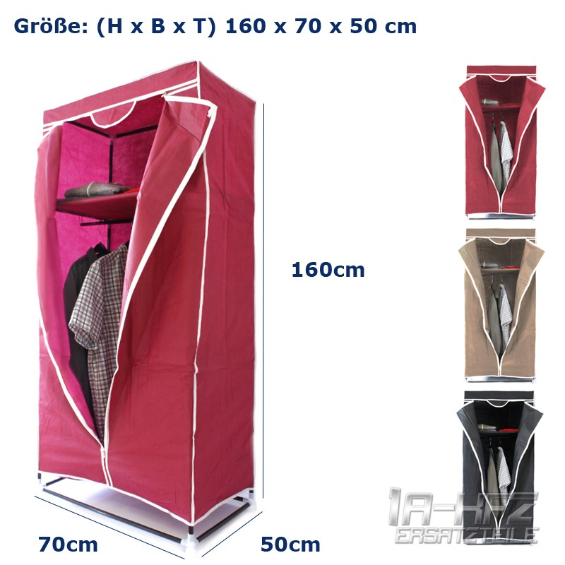 Faltschrank Kleiderschrank Schuhständer mobiler