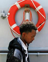 27 year-old Eritrean