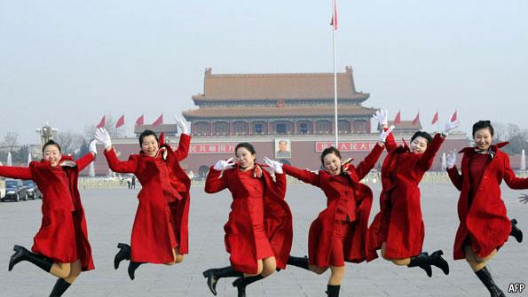 China Happiness