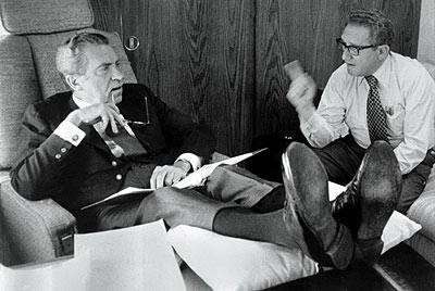 Image result for kissinger and nixon