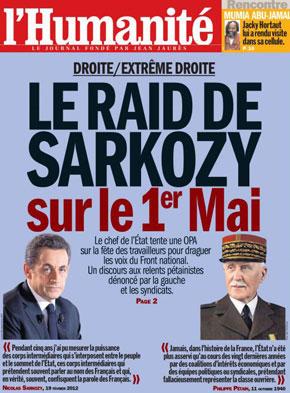 Sarkozy NWO ideology