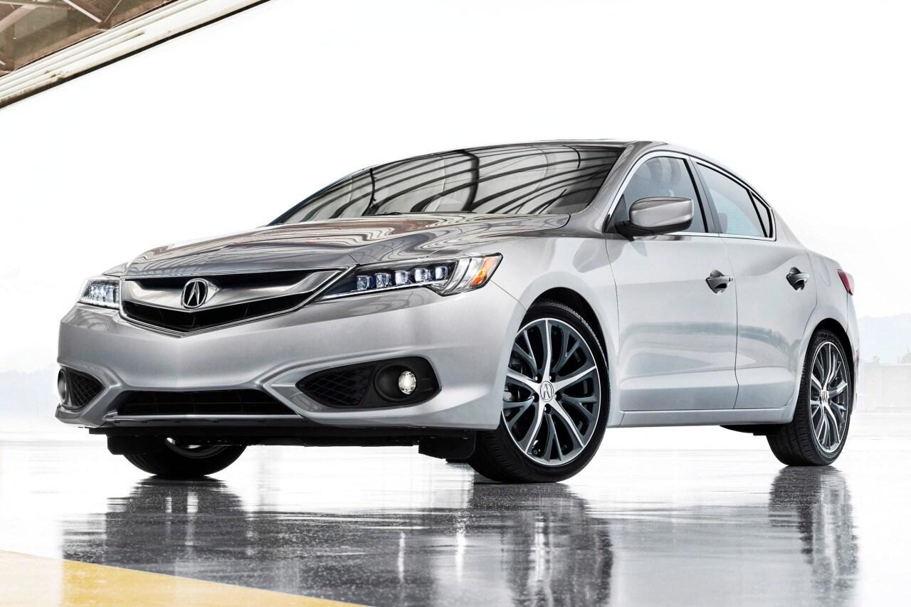 2016 Acura Ilx Sedan Pricing  For Sale  Edmunds