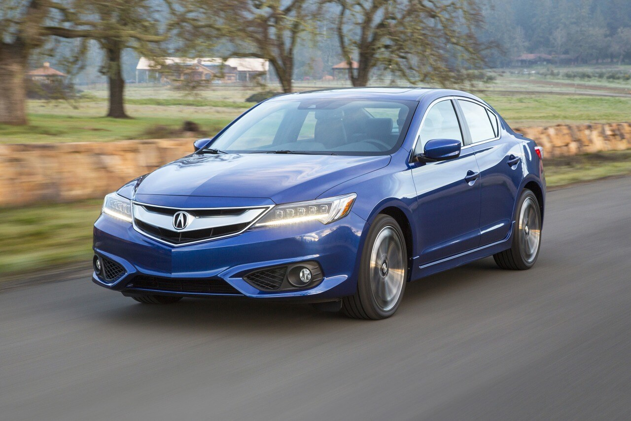 2018 Acura Ilx Pricing  For Sale Edmunds