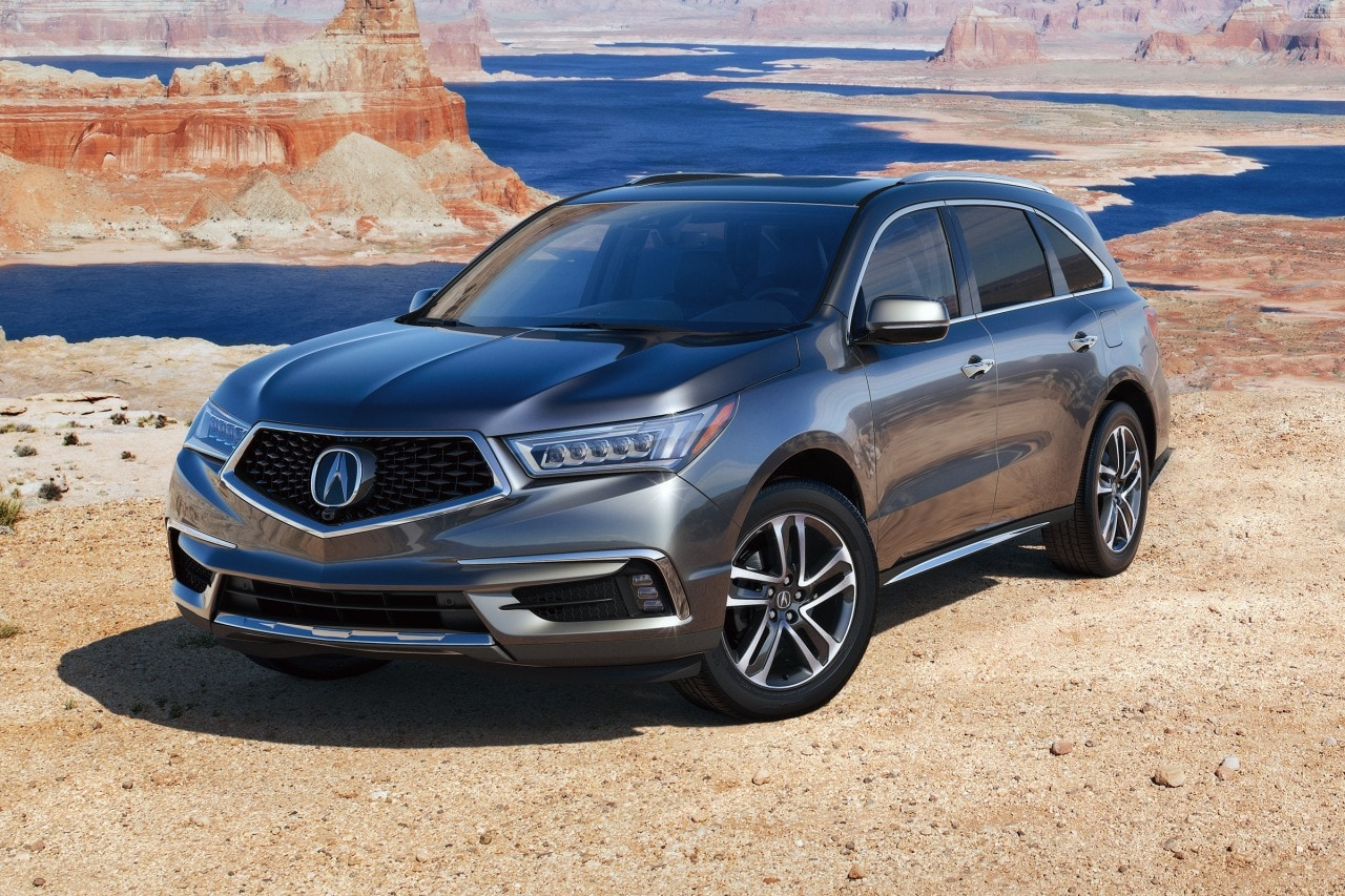 2018 Acura Mdx Pricing  For Sale Edmunds