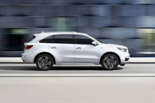 2018 Acura Mdx Suv Pricing  For Sale Edmunds