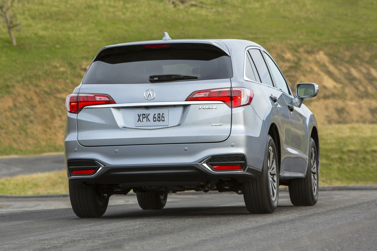 2018 Acura Rdx Pricing  For Sale Edmunds