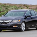 2016 Acura Rlx Review Ratings Edmunds