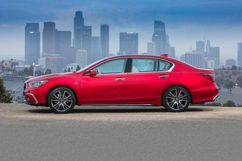 2018 Acura Rlx Hybrid Pricing  For Sale Edmunds