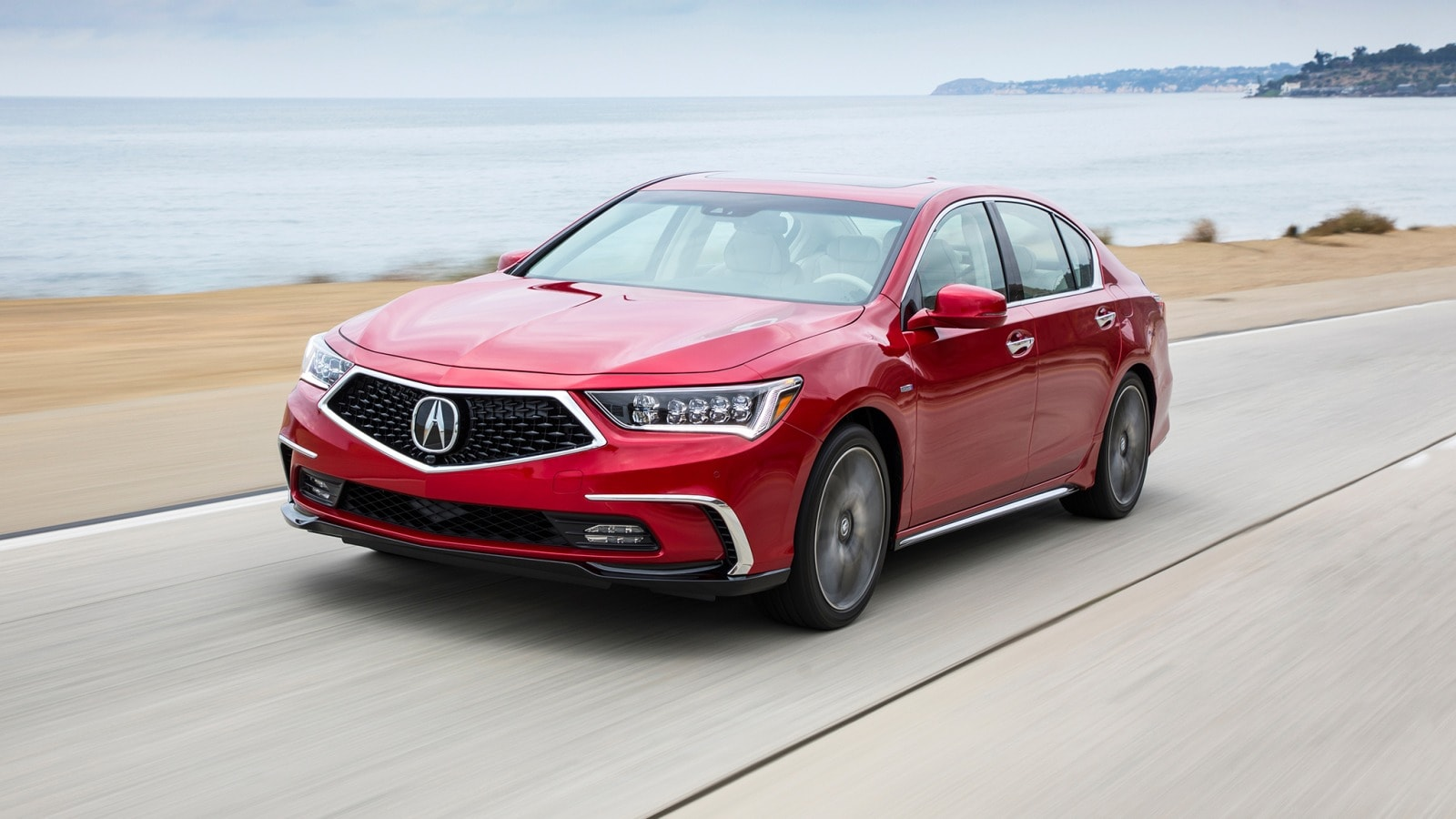 2018 Acura Rlx Review & Ratings  Edmunds
