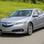 2017 Acura Tlx Review Ratings Edmunds