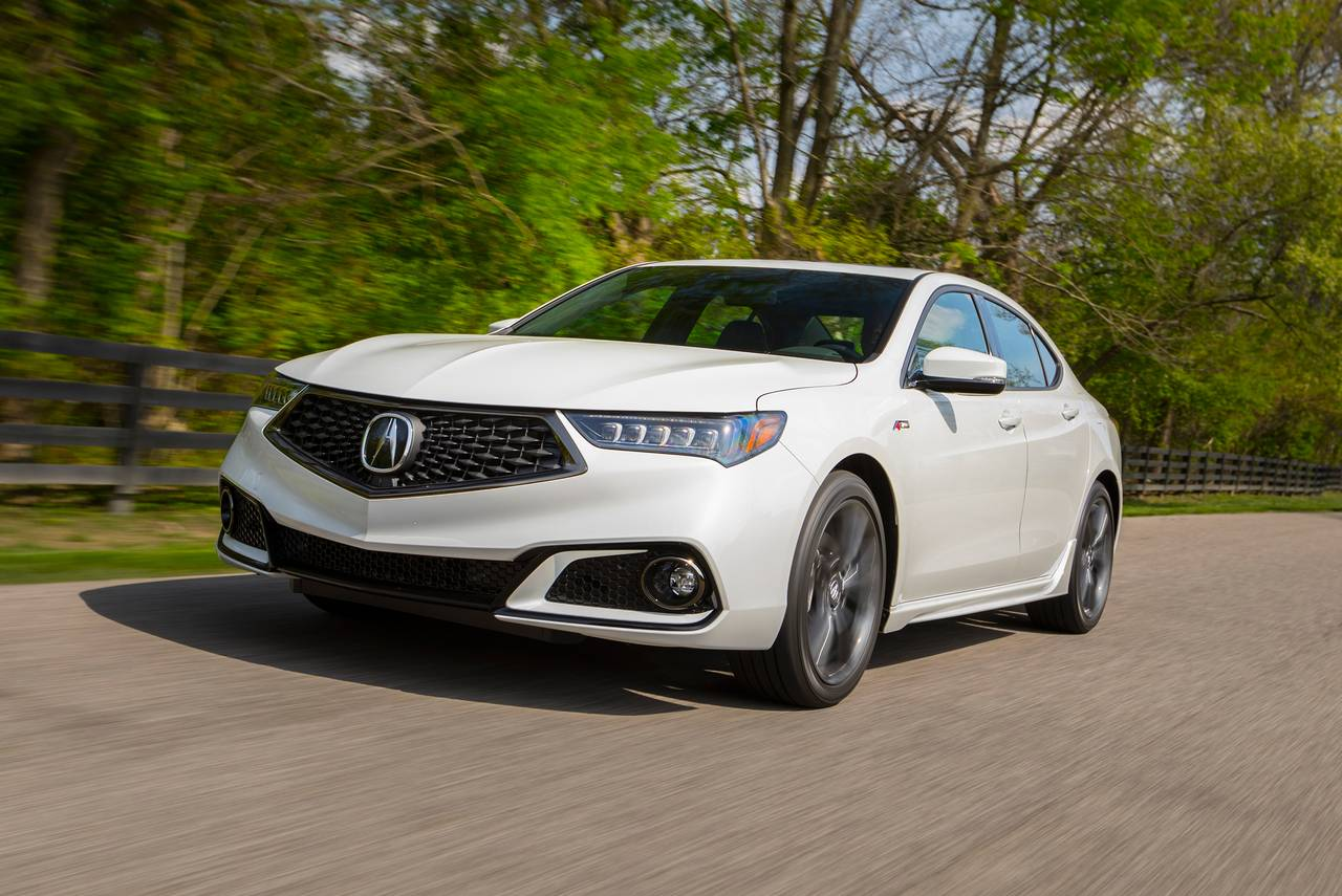 Used 2018 Acura Tlx For Sale  Pricing & Features  Edmunds