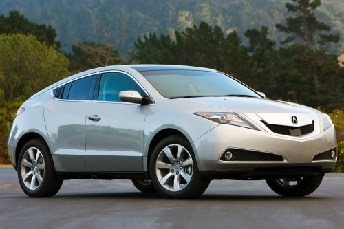 Used 2010 Acura Zdx Pricing For Sale Edmunds