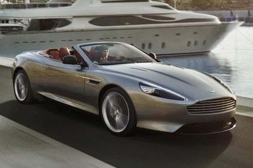 Used 2014 Aston Martin Db9 Convertible Pricing For Sale