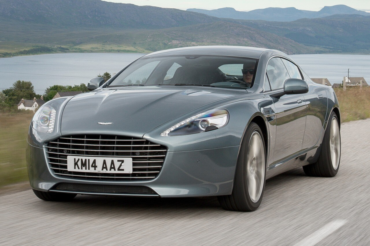 2016 Aston Martin Rapide S Pricing  For Sale Edmunds