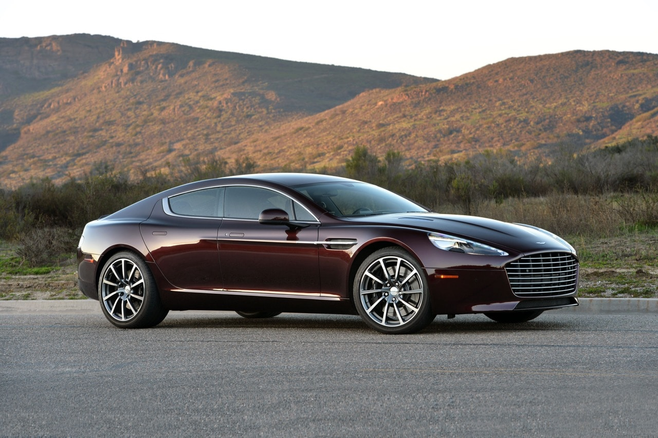 2017 Aston Martin Rapide S Pricing  For Sale Edmunds