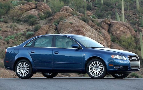 Used 2006 Audi A4 Pricing For Sale Edmunds