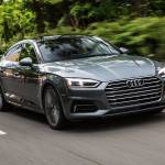 2018 Audi A5 Review Ratings Edmunds