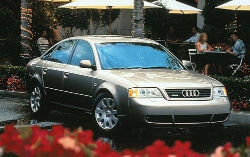 Used 1998 Audi A6 Pricing For Sale Edmunds