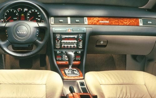 Diagrams For 2000 Audi Quattro
