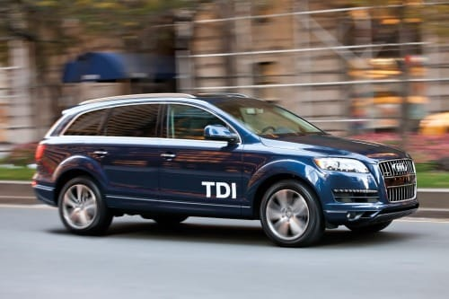 Used 2015 Audi Q7 Diesel Pricing For Sale Edmunds