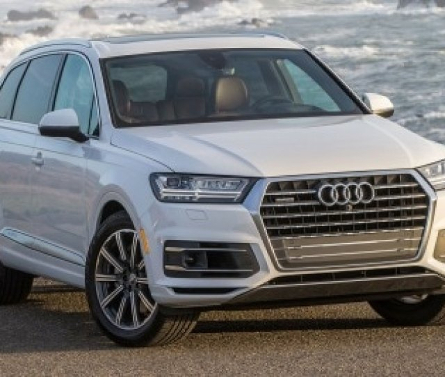 Audi Qdr Suv Exterior Options Shown