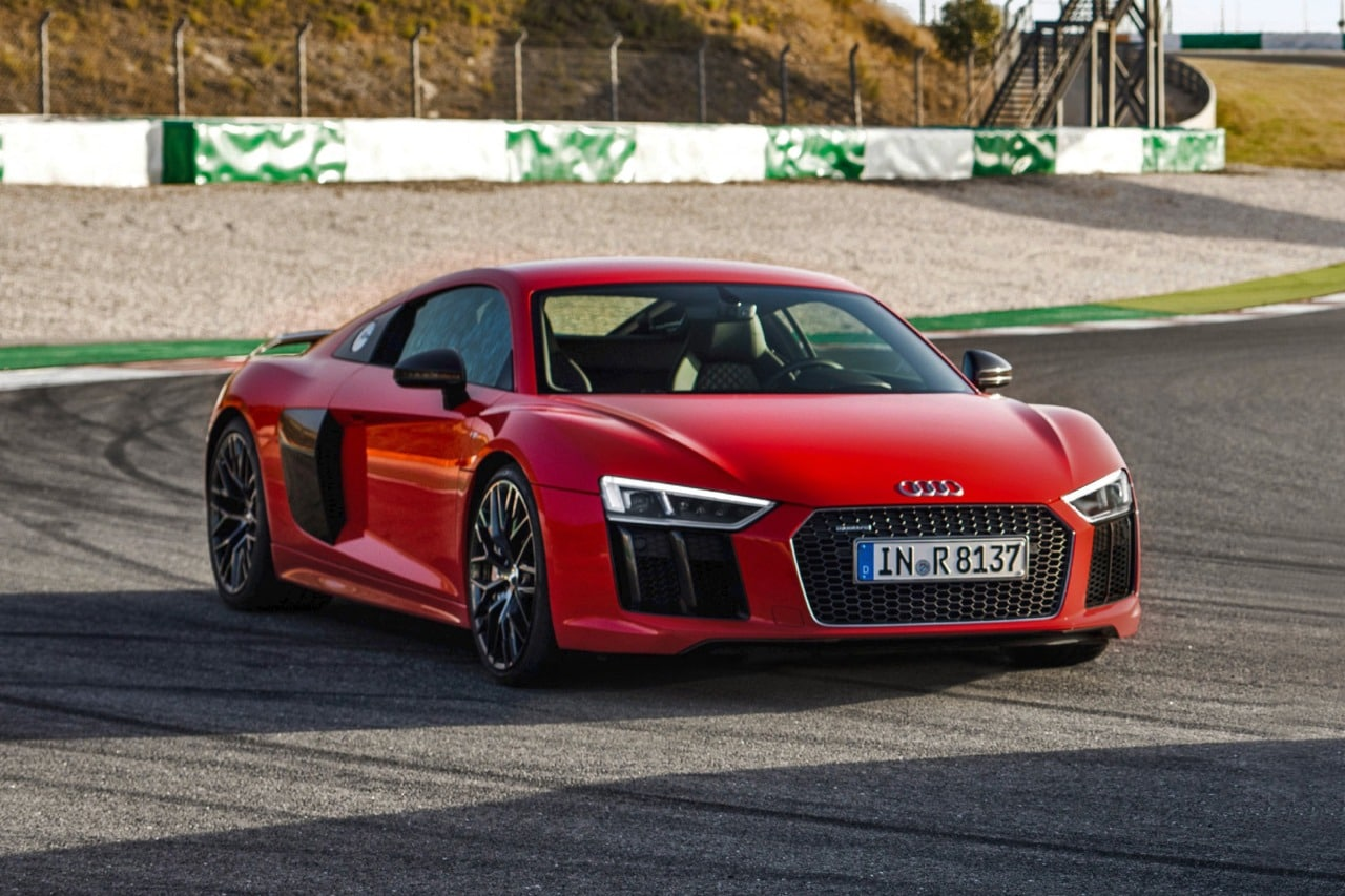 Used 2017 Audi R8 Coupe Pricing  For Sale  Edmunds