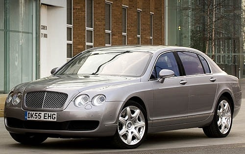 Used 2007 Bentley Continental Flying Spur Sedan Pricing