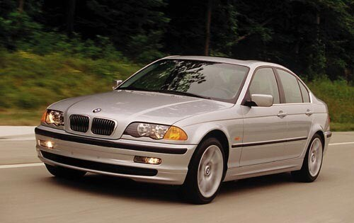 Used 2000 Bmw 3 Series Sedan Pricing For Sale Edmunds