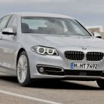 2014 Bmw 5 Series Review Ratings Edmunds