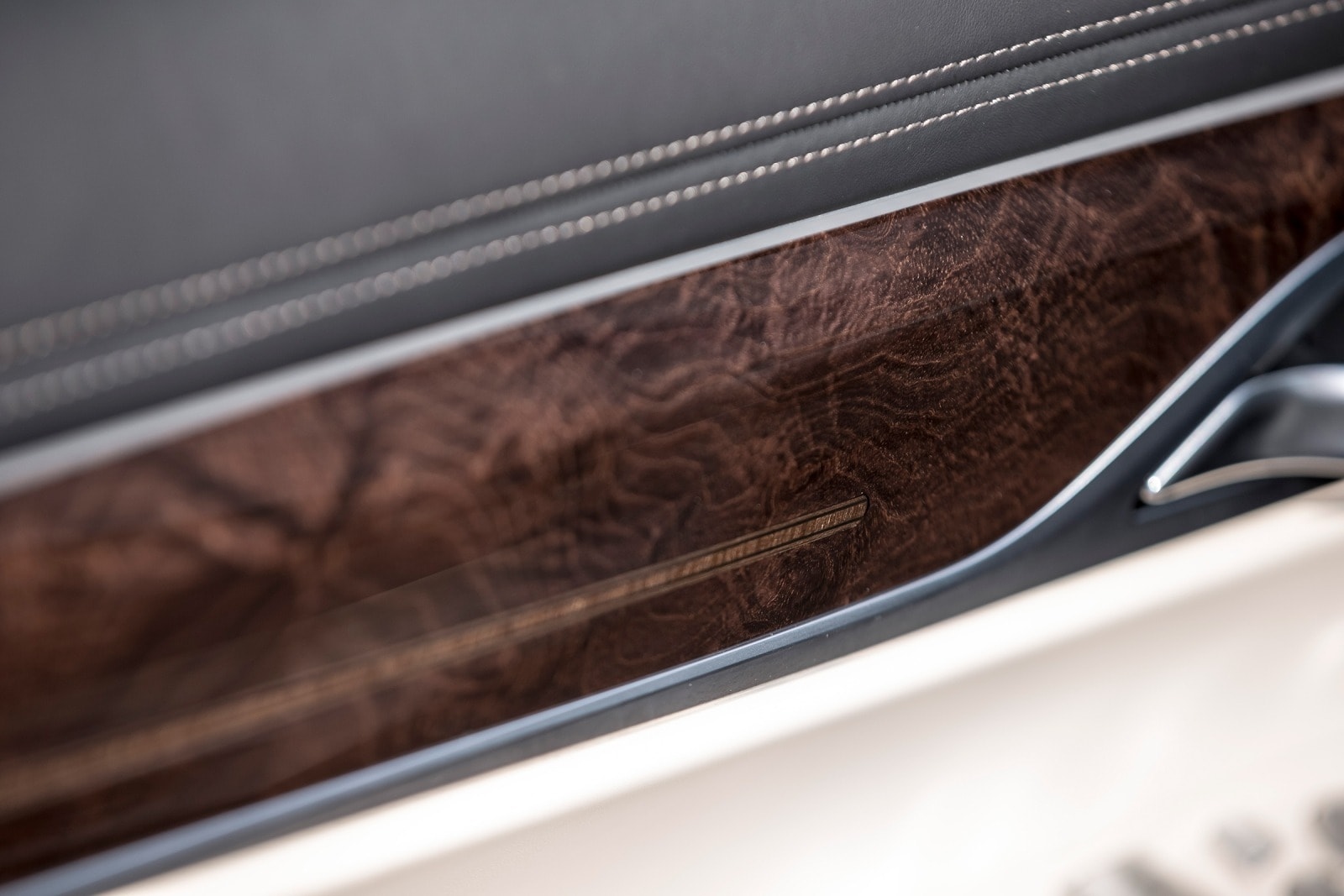 hight resolution of bmw reserves its finest materials for the 7 series including loads of high end wood and leather trim