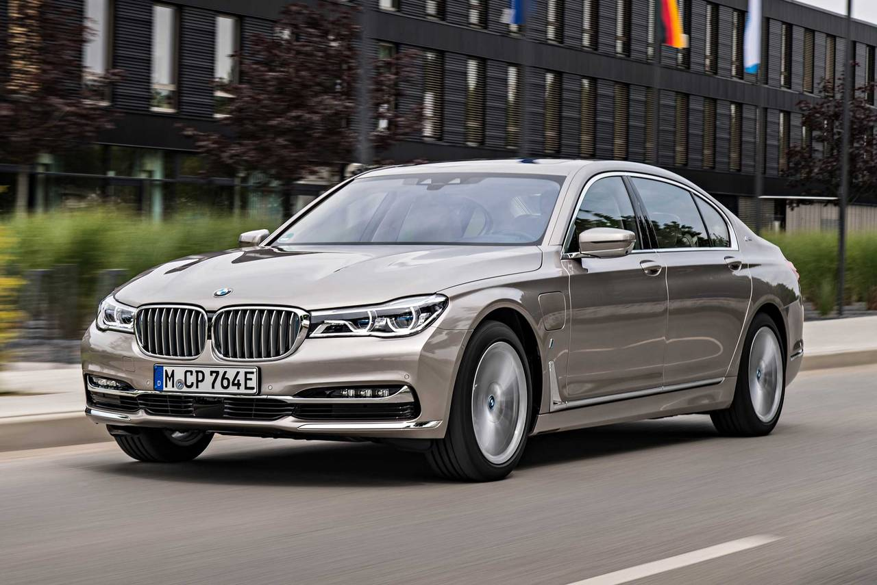 2018 Bmw 7 Series 750i Market Value  What's My Car Worth